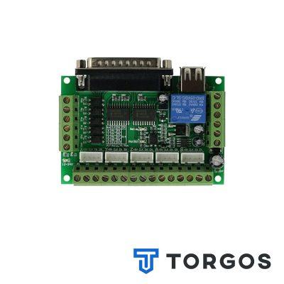 USB controller 100Khz Mach3 – TORGOS
